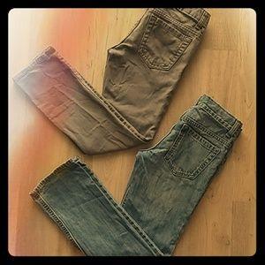 Old Navy skinny jeans size 8